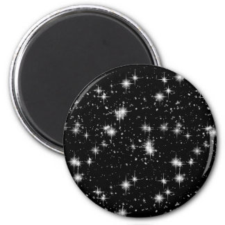 Bright Shining Stars In Space Magnets