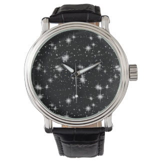 Bright Shining Stars In Space Watch