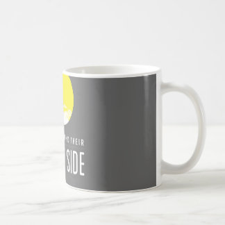 Bright Side Coffee Mug
