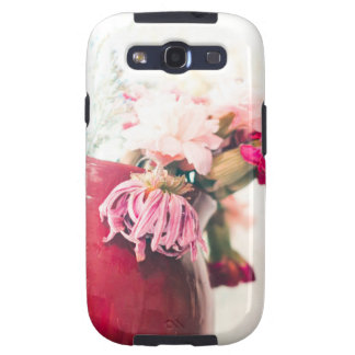 Bright Spring Blooming Flowers Galaxy S3 Case