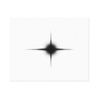 Bright Star Canvas Print
