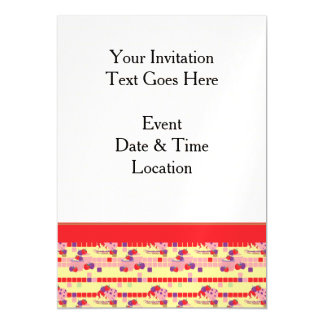 Bright Strawberry Sweet Treats - Personalize It Magnetic Invitations