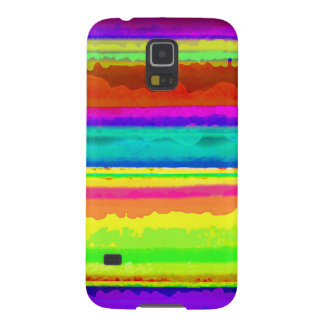 Bright Stripe Galaxy S5 Covers