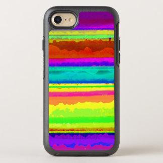 Bright Stripe OtterBox Symmetry iPhone 7 Case