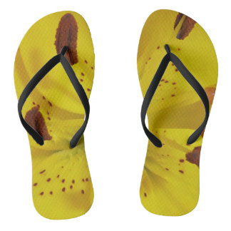 Bright Summery Thongs Flip Flops