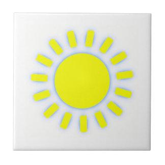 Bright Sun Tile