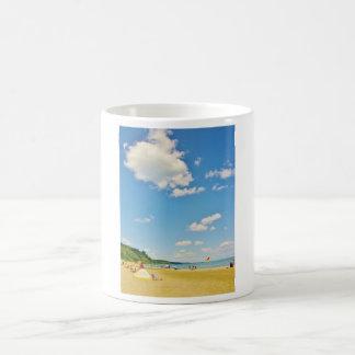 Bright Sunny Beach Day Mug