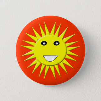 Bright Sunshine Button