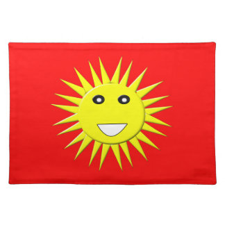Bright Sunshine Placemat