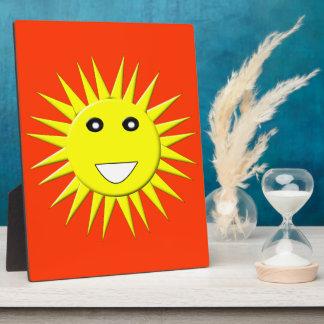 Bright Sunshine Plaque