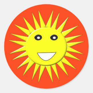 Bright Sunshine Sticker