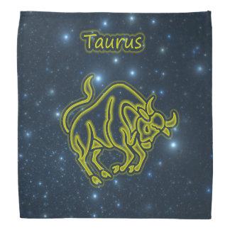 Bright Taurus Bandana