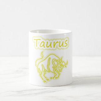Bright Taurus Coffee Mug