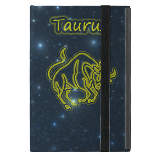 Bright Taurus Cover For iPad Mini