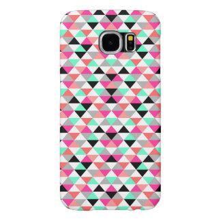 Bright Triangle Pattern Samsung Galaxy S5 Case