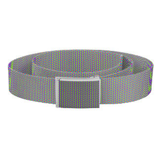 Bright triangles belt