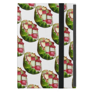 Bright Tropical Summer Picnic Fruit Salad Photo Cover For iPad Mini