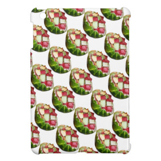 Bright Tropical Summer Picnic Fruit Salad Photo Cover For The iPad Mini