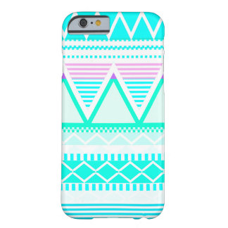 Bright Turquoise Tribal iPhone 6 Case