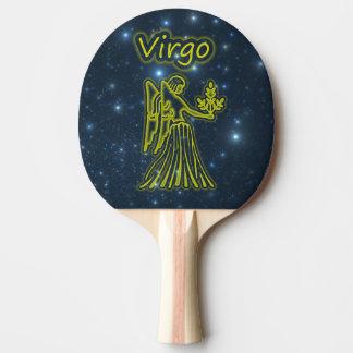 Bright Virgo Ping Pong Paddle