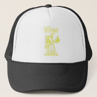 Bright Virgo Trucker Hat
