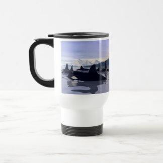 Bright Water Orca Mug