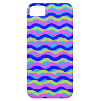 Bright Waves Barely There iPhone 5 Case