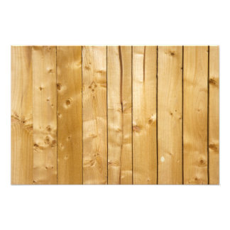 Bright Wood Background Photograph