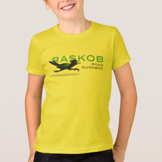 Bright yellow Raskob Pride T-Shirt