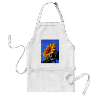 Bright Yellow Sunflower Standard Apron