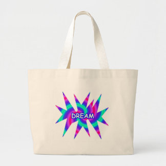 BRIGHTEN ANYONES DAY - DREAM TOTE BAG
