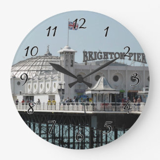 Brighten Marine Palace UK Large Clock