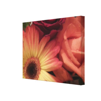 Brighter Day Bouquet Canvas Print