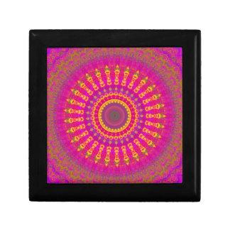 Brightest Blessings Mandala Trinket Box