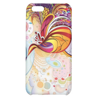 Brightly Abstract iPhone 5C Covers
