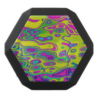 Brightly colored colorful abstract pattern