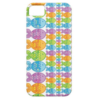 Brightly Coloured Fish iPhone 5 Covers