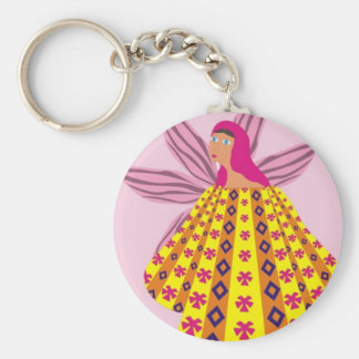 Brightly Keychain