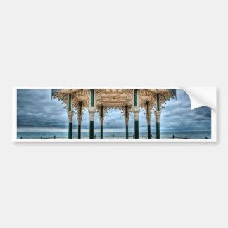 Brighton Bandstand, England Bumper Sticker