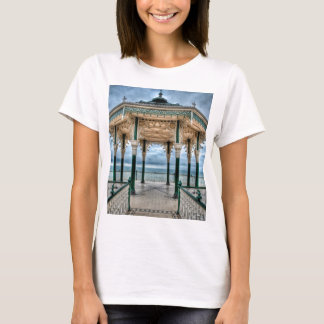 Brighton Bandstand, England T-Shirt