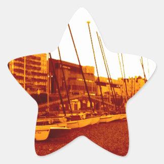 brighton beach (07) star sticker