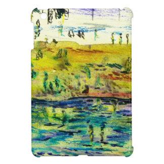 Brighton Beach from the Pier Case For The iPad Mini