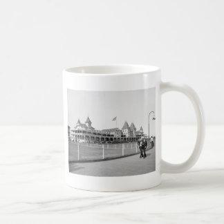 Brighton Beach Hotel 1903 Coffee Mug
