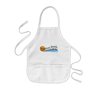 Brighton Beach. Kids Apron