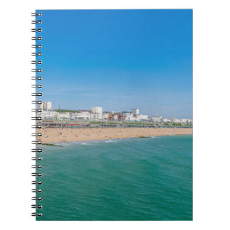 Brighton beach notebook