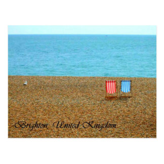 Brighton Beach Postcard