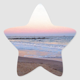 Brighton Beach Star Sticker
