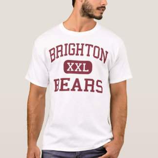 Brighton - Bears - Middle - Bessemer Alabama T-Shirt