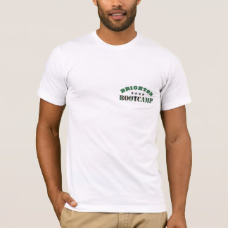 Brighton Bootcamp Fitted T-Shirt