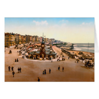Brighton East Sussex England Note Card